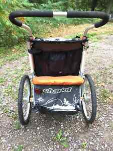 Chariot Cougar 1 Stroller and Bike Hitch Peterborough Peterborough Area image 4
