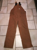 2 Pairs FR Rated NEW Carhartt's For Sale