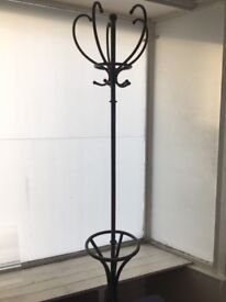 Coat/Hatstand with vintage patina
