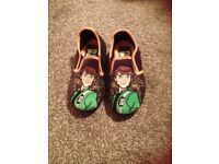 Boys Ben 10 slippers