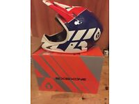 661 Rage fullface helmet