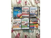Theory and driving test DVD's
