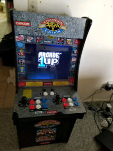 Arcade 1up Street Fighter II/2