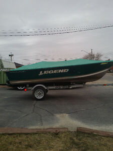 2007 14 Prosport SS Legend Fishing Boat For sale