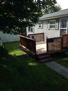 No cats or dogs   82 manor Dr. Lr Sackville