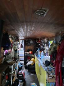 60ft Narrowboat project