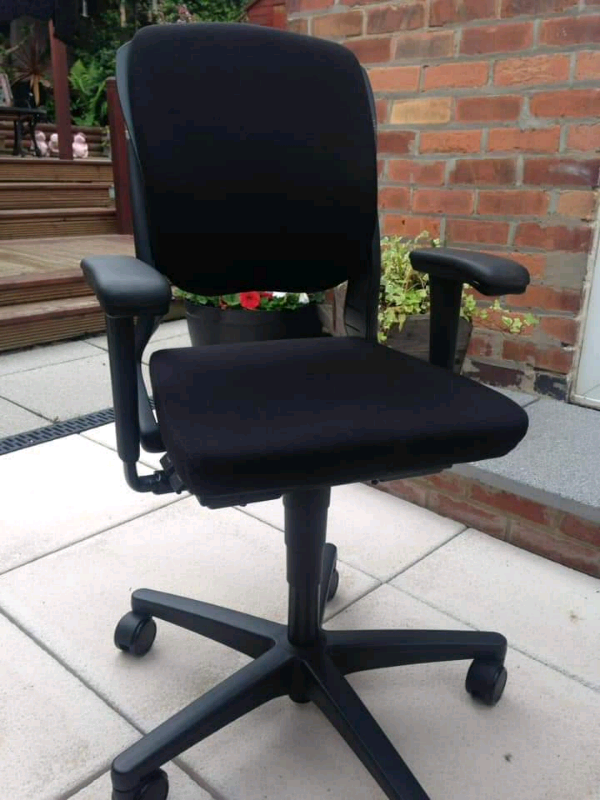 Fabulous Sturdy Office Chair Interface Extreme Havana In Ilkeston Derbyshire Gumtree Pabps2019 Chair Design Images Pabps2019Com