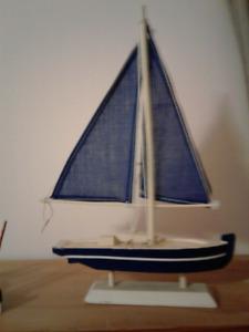 Sail boat replica
