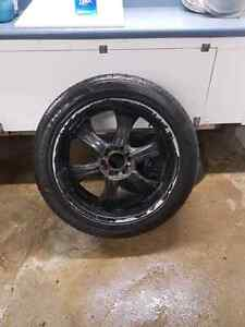 """22"""" GM/CHEVY rims and tires Kitchener / Waterloo Kitchener Area image 2"""