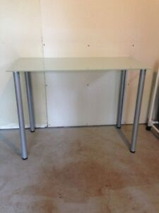 Glass Table . Now $40