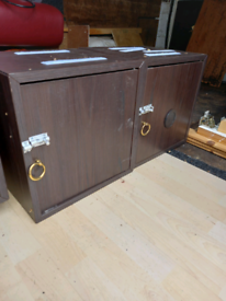 Storage cabinets cupboards lockers x3 free to collect