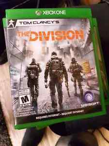 Xbox1 the division