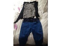 Bundle of Maternity clothes 10-14