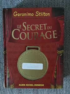 Geronimo Stilton, Le Secret du courage