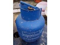 CALOR Butane Gas 4.5kg Bottle - Partially Full