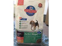 Free dog food- hills science plan