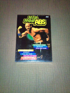 $15 HIP HOP ABS DVD Call or text JEREMY 647 609 7978