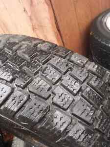 Winter tires 205 55 R15