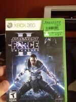Star Wars: Force Unleashed 2 Xbox 360