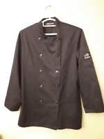 REDUCED Black Chef's Choice Chef Jackets