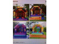 Happy-Bouncers, children's bouncy castle hire