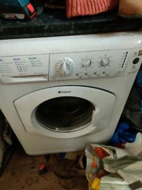 Washing machine Hotpoint Aquarius SPARES OR REPAIRS FREE