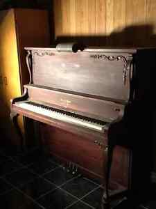 Marshall and Wendall Upright Piano for Sale