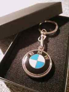 BMW key ring pendant