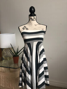 Women's size small American eagle striped dress