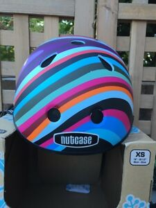 Almost brand new Nutcase Snow and Bike Helmet, XS, $ 40 obo