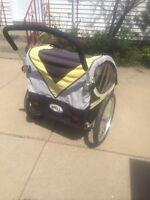 Bike trailer / stroller