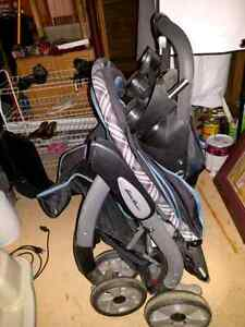 Stroller and infant car seat Peterborough Peterborough Area image 3