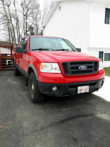 2006 F150 Extended Cab 4x4