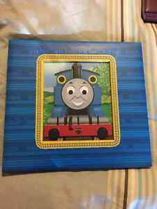 Thomas the Tank Engine Scrapbook