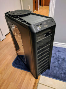 Custom Gaming PC with i7-980x Extreme