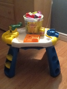 Table play-doh