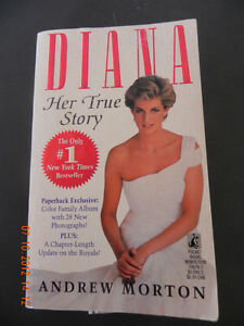 Diana (Princess of Wales ) Seven (7) books West Island Greater Montréal image 1