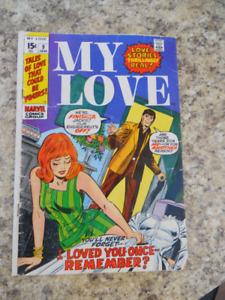 Marvel Comics Group - My Love #9 (January 1970)