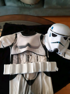 Storm Trooper custom size Med