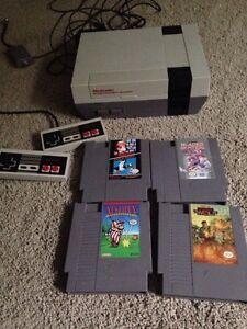 Original Nintendo Set