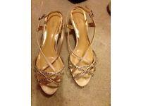 Clarks low heels