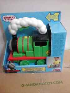 Fisher-Price Thomas & Friends,  Light up Percy locomotive, T3027