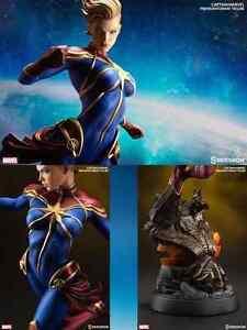 Sideshow Captain Marvel