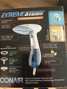 ExtreanSteam Hand Held Fabric Steamer