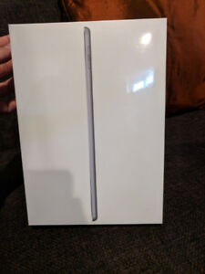 New sealed 32gb iPad 6th generation