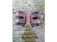 Renault Clio 172 cup sport 182 trophy front brake caliper carriers