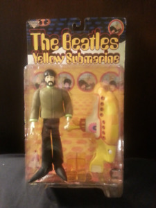 THE  BEATLES   ..   GEORGE  HARRISON   ..   ACTION  FIGURE