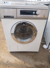 Miele professional washing machine