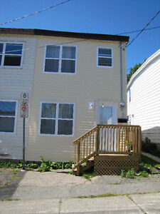 Semi detached 2 bdr house in centre city.  Avail July 1.  895.