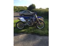 Yzf450.2009 swop big road bike or quad